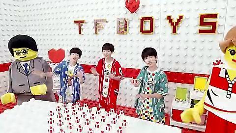 幸运符号--TFBOYS