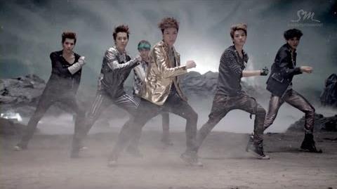 EXO-M MAMA Music Video (Chinese ver.)