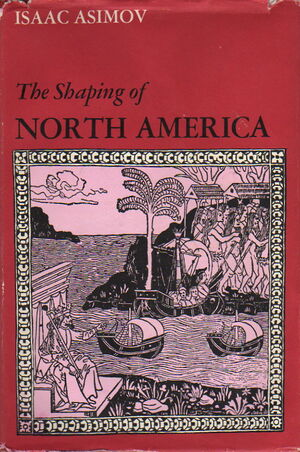 A shaping of north america
