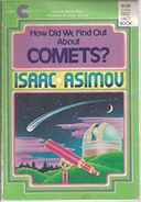 A how did we find out about comets p