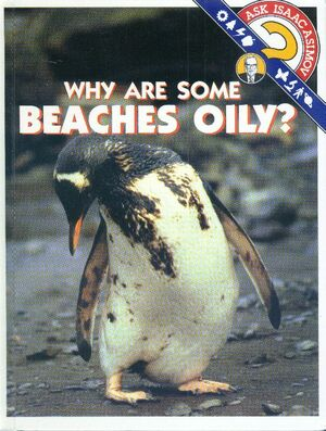 A why are some beaches oily