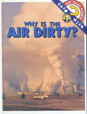 A why is the air dirty