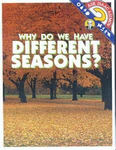 A why do we have different seasons