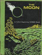 A the moon u