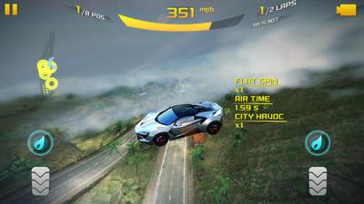 A8A Flat Spin