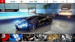 Savage Rivale GTR Decal 6