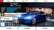 Tesla Model S maxed out