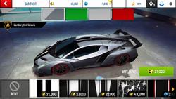 Lamborghini Veneno Decal 1