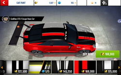 CTS-V Decal 13