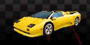 Diablo roadster