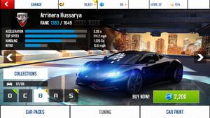 Arrinera Hussarya stock + price