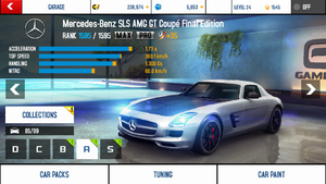 A8Mercedes-BenzSLSAMGGTCoupéFinalEditionMaxProTuningKit