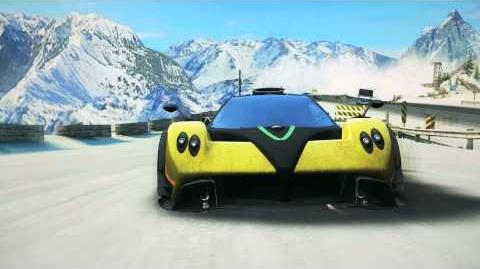 Asphalt 8 Airborne - Gamescom Trailer