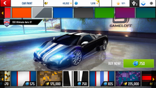 SSC Ultimate Aero XT Decal 10