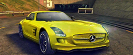 filea8 mercedes benz sls amg electric drive in game artpng