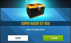 Box Super Racer Kit