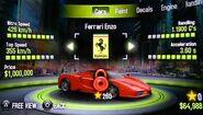 AInjection Ferrari Enzo