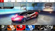 Savage Rivale GTR Decal 4