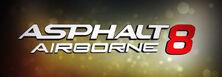 Asphalt 8 Airborne iphone ipad logo