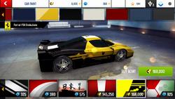 Ferrari FXX Evoluzione Decal 9