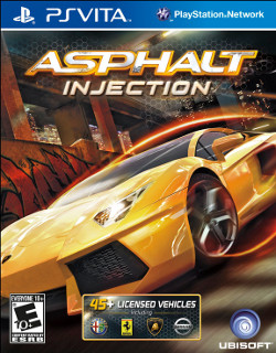 Asphalt Injection cover art