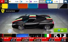 Ferrari Enzo Ferrari Decal 13