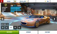 Lotus Evora Enduro GT maxed out