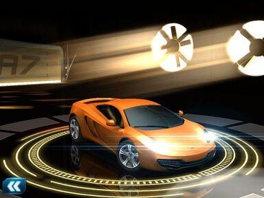 A7 McLaren 12C