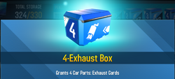 Box Exhaust