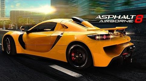 ASPHALT 8 NEW CARS (SPRING UPDATE 2017)!