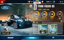 AX Focus stats (S)