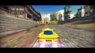 Asphalt 8 Mercedes-Benz CLK GTR AMG Elimination win