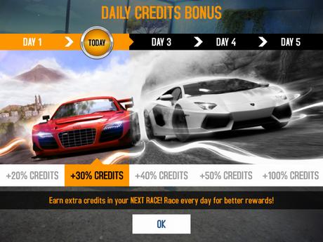 Daily Bonus 30