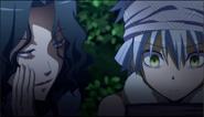 Itona and Hazama episode 25