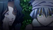 Itona and Hazama episode 25