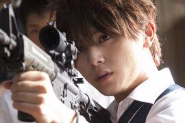 Nagisa Shiota live action