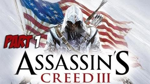 Assassin's Creed 3 - Game Movie