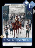 ACR Royal Intervention