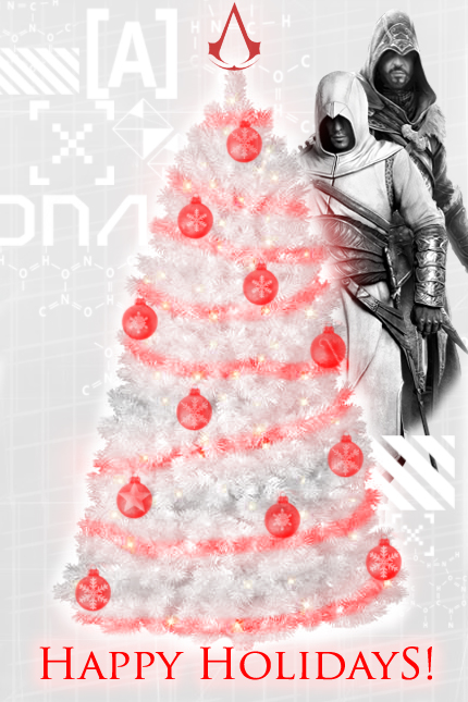 User blog:D. Cello/Assassin's Creestmas | Assassin's Creed Wiki ...