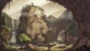 ACRG Native Pillar Environment - Concept Art