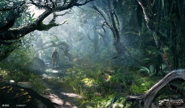 File:Assassin's Creed 4 - Black Flag concept art 9 by janurschel.jpg