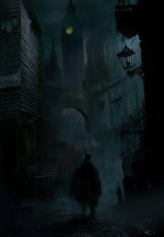 File:ACS Jack the Ripper wandering Whitechapel - Concept Art.jpg