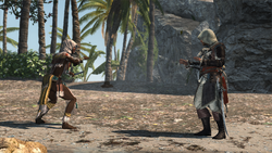 The Taino Assassin 1