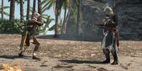 De Taínosluipmoordenaar