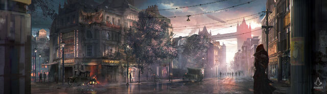 File:ACS WWI Simulation Streets - Concept Art.jpg