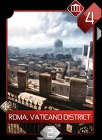 ACR Roma, Vaticano District
