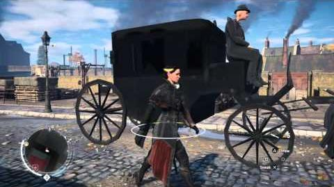 Assassin's Creed Syndicate Update Patch 1.20 - Scary Carriage Glitch