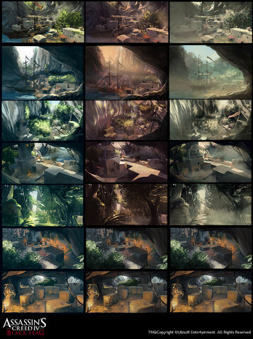 File:Assassin's Creed IV Black Flag concept art 27 by Rez.jpg