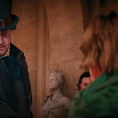 François de la Serre in gesprek met Arno