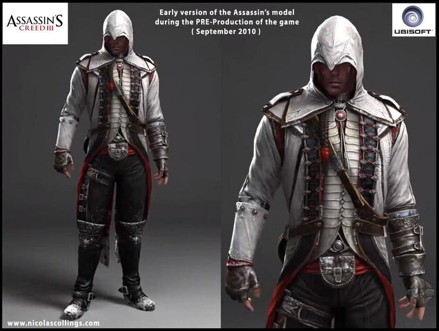 File:AC3 - Pre-Production Connor by Nicolas Collings.jpg